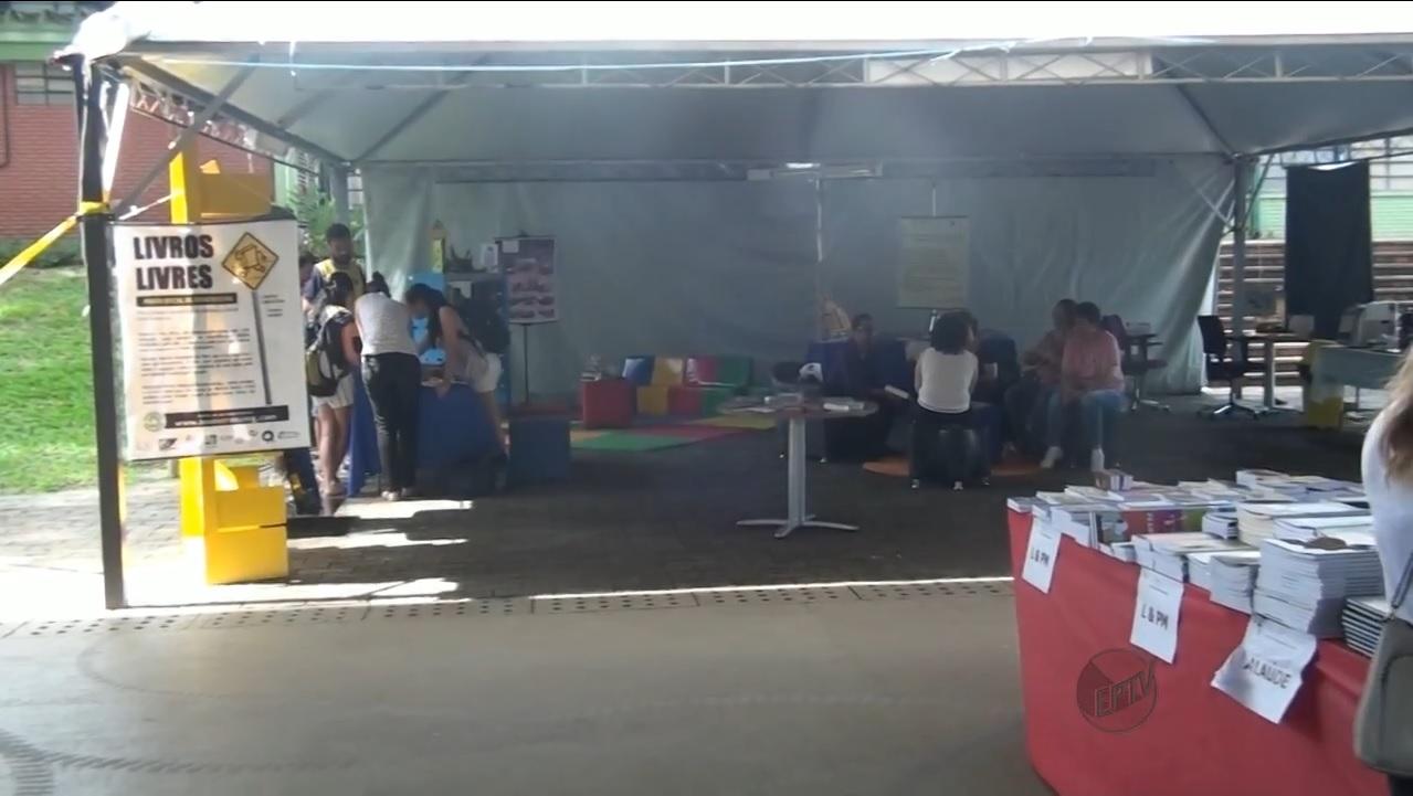 Inauguração de 8 Pontos na USP de São Carlos