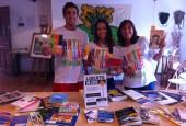 BookCrossing - Arte da Vila 2014