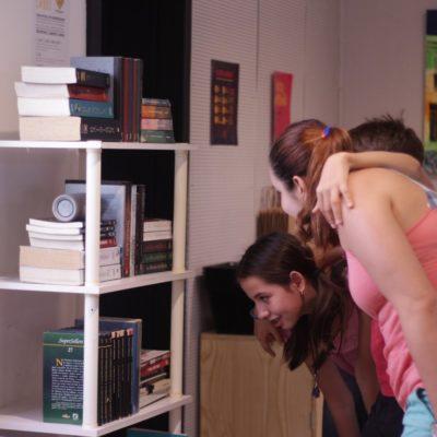 Novo Ponto de BookCrossing em Salvador, no Coletivo Saudável