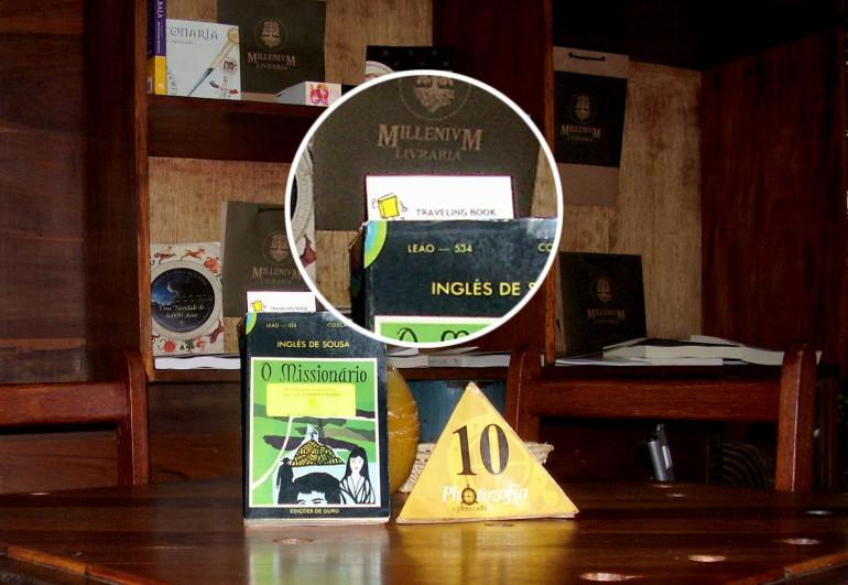 Livro Livre no Festival da Mantiqueira - Bookcrossing Brasil