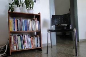 Centro de saúde do Gama incentiva a leitura