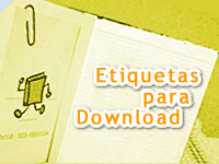 Etiquetas para Download
